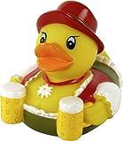 Anatra di gomma bagno giocattolo Baviera Festa