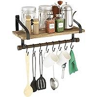 Amazon.it: cucina - Mensole da muro / Porta oggetti, cassetti e scaffali ...