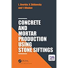 Concrete and Mortar Production using Stone Siftings