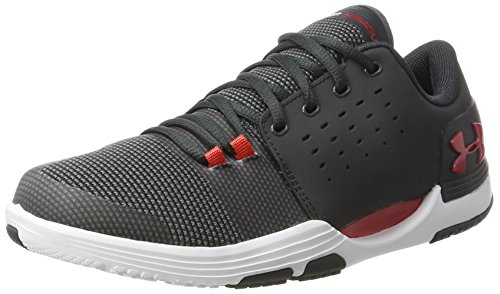 Under Armour Ua Limitless Tr 3.0 Herren Hallenschuhe, Grau (Anthracite), 43 EU
