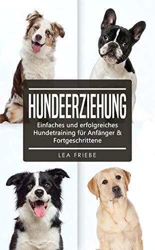 Hundeerziehung: Einfaches und erfolgreiches Hundetraining für Anfänger und Fortgeschrittene - Der Schritt für Schritt Ratgeber für eine glückliche Partnerschaft mit Ihrem Vierbeiner
