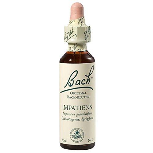 BACHBLUETEN Impatiens Tropfen, 20 ml