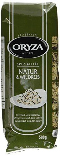 Oryza Natur und Wildreis, 500 g