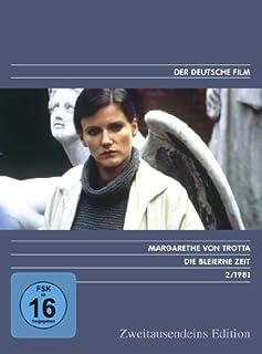 Bleierne Zeit, Die - Zweitausendeins Edition Deutscher Film 2/1981.