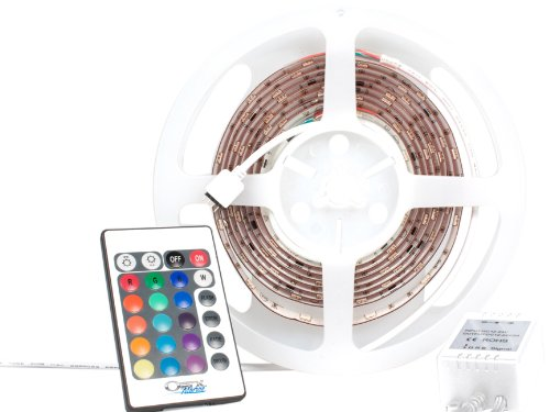 OPTX Marine (MSP96RGB) Multi-Color 8' LED Strip