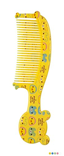 PANACHE Belle Comb, Girls Hair Accessories,Kids Care (Colours May Vary), Baby Products, Baby Care, Baby Grooming, Brushes & Combs.