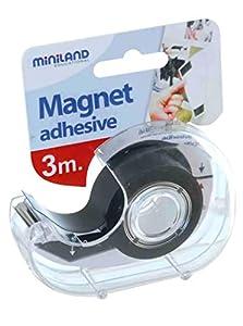 Miniland Tape Cinta Adhesiva magnética (95008)