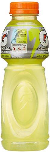 Gatorade sports drink Added lemon flavor 500ml