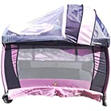 BABY LOVE PLAYPEN 2 LAYERS W/TOYS-27-960B