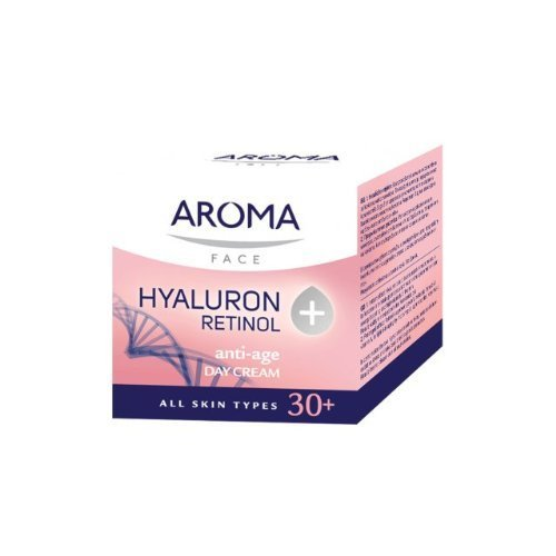 DAY CREAM AROMA HYALURON + RETINOL by Aroma Cosmetics
