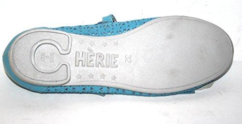 Cherie enfants Chaussures Filles Ballerines 7775(sans Carton) Bleu - Bleu