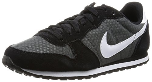 Nike Wmns nike genicco - Scarpe da corsa, Bambine, colore Nero (black/white-anthracite), taglia 36
