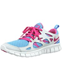 Nike Free Run 2 Gs 477701-401 Unisex - Kinder Low-Top Sneaker