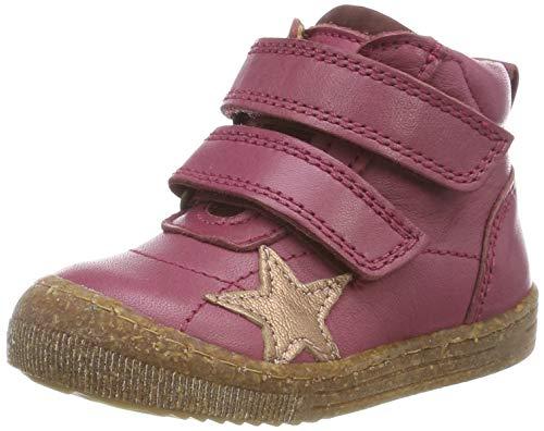 Bisgaard Mädchen Jamie Hohe Sneaker, Pink (Pink 4002), 34 EU