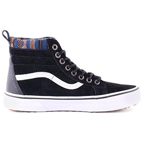 Vans U Sk8-hi, Zapatillas De Deporte Unisex Adulto Knit Geo-black