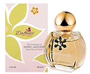 Daffodil Cool spray perfume for women (impressions of Marc Jacob's Daisy)
