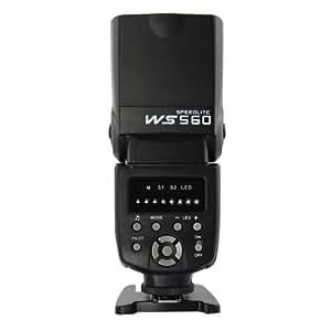 WANSEN WS-560 Universal Flash Speedlite Speedlight blitzgerät für Nikon Canon Olympus Pentax D3100 D5100 1D 5DII 5DIII 50D