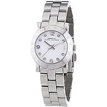 Marc Jacobs MBM3055 - Reloj con correa de metal, para mujer, color gris / plateado