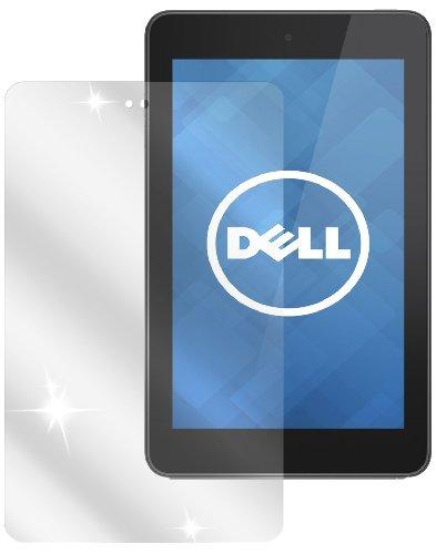 dipos I 3x Schutzfolie klar passend für Dell Venue 7 Folie Bildschirmschutzfolie