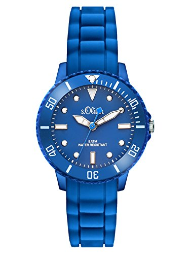 Reloj s.Oliver Time - Unisex SO-3299-PQ
