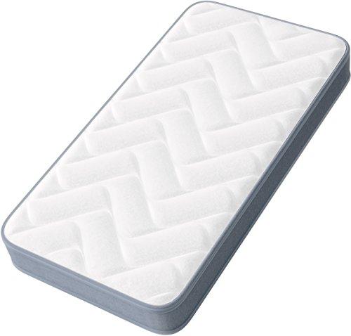 *Hilding Sweden Pure Kids Onecore Kindermatratze in Weiß / Klebstofflose Schaumstoffmatratze für Kinder und Jugendliche / ÖKO Tex zertifiziert / 140 x 70 x 16 cm*