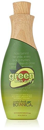 Swedish Beauty Dha Bronzer Lotion bronzante Vert avec Envy, 227 g