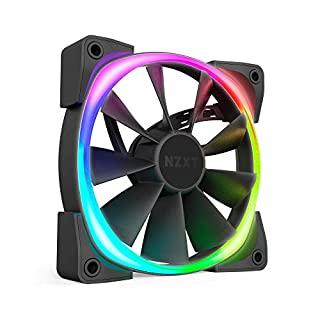 NZXT AER RGB 2 120mm Single Fan - CAM Powered for seamless control