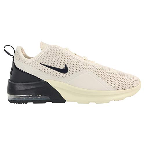 Nike Damen WMNS Air Max Motion 2 Leichtathletikschuhe, Mehrfarbig (Light Cream/Oil Grey 200), 41 EU