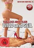 Tabulose Abenteuer Wild und Geil - Sex & Fun-Box Vol. 16 [3 DVDs]