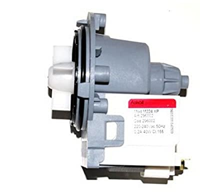 bartyspares® SAMSUNG wf-b1456gw wfb1456gw WASHING MACHINE DRAIN PUMP MOTOR from bartyspares®