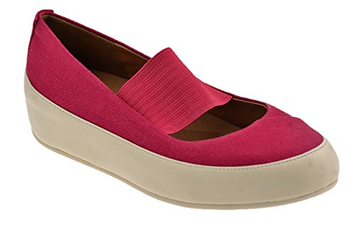 Fitflop? Due? Mj Ballerines Neuf Chaussures . Rouge