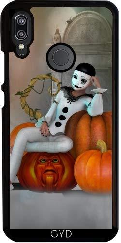 DesignedByIndependentArtists Hülle für Huawei P20 Lite - Pumkin Clown by ()