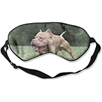 Eye Mask Eyeshade Bulldog Picture Sleep Mask Blindfold Eyepatch Adjustable Head Strap preisvergleich bei billige-tabletten.eu
