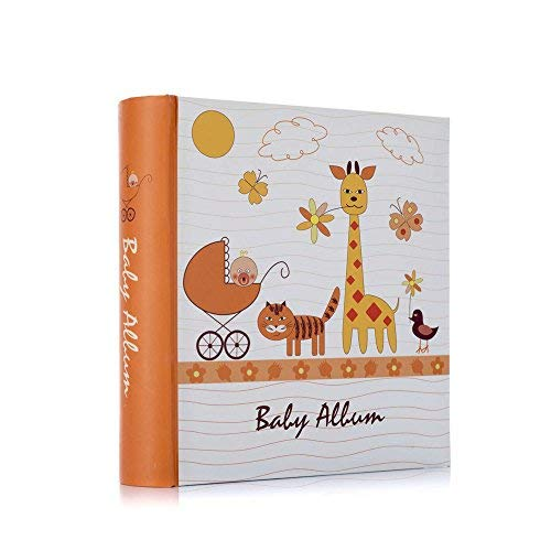 Giraffe Baby 15cm x 10cm Slip-in Photo