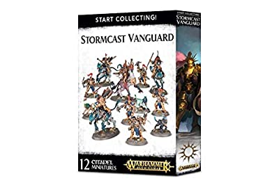 Start Collecting - Stormcast Vanguard 70-87 - Warhammer Age of Sigmar