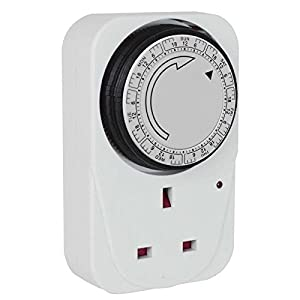 AMOS-Timer-Plug-Switch-Digital-Manual-Mechanical-Segment-Rundown-12-24-Hour-7-Day-Socket-Programmable-Mains-LCD-Display-UK-3-Pin-Wall-Plug-In-Electronic-AM-PM-12hr-24hr-Time-Clock-Energy-Saver-Power-C