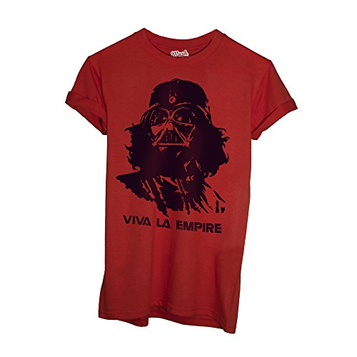 MUSH Shirt Star Wars Che Guevara - Viva LA Empire - Film by Dress Your Style Rossa