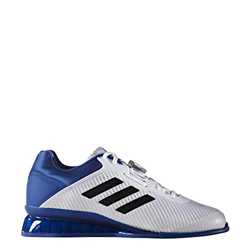 Adidas Leistung 16 II Weightlifting Scarpe - AW17 White/Blue