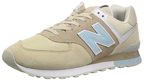 New Balance 574v2, Zapatillas para Hombre, Beige (Hemp/Hemp Ebe), 38.5 EU