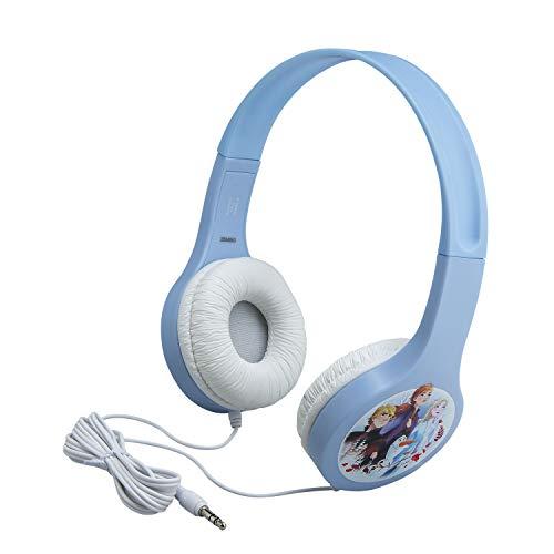 Frozen 2 Auriculares para niños con Control de Volumen para Escuchar con Seguridad