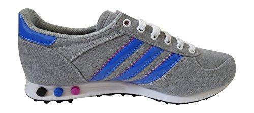 Adidas Originals La Trainer der Frauen-Trainer-Turnschuhe (uk 3,5 Us 5 Eu 36, Megrhe / blubir / Blü MEGRHE/BLUBIR/BLOOM Q33605