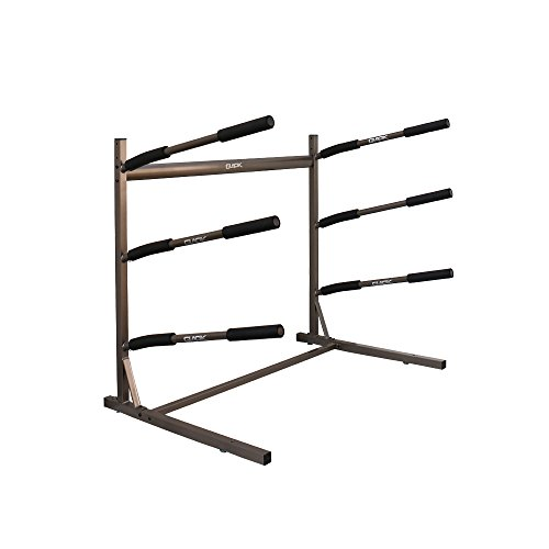 Stoneman Sports G-200 Glacik Freestanding SUP Storage Rack System, Bronze by Stoneman Sports