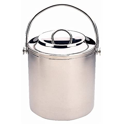 Insulated Ice Pail Capacity