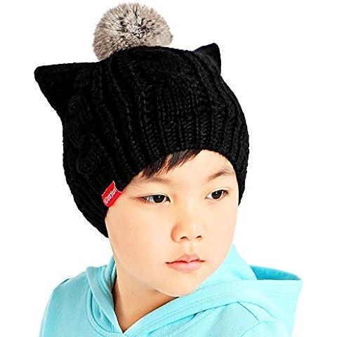 Guo Children 's Cappello autunno e l'inverno