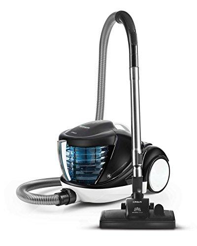 Polti forzaspira lecologico aqua allergy natural care aspirapolvere senza sacco con filtro ad acqua, filtro hepa h13, 6 accessori