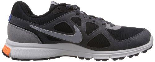 Nike - Scarpe da corsa Revolution EXT, Uomo Grigio-Nero