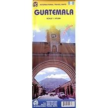 Guatemala : 1/470 000