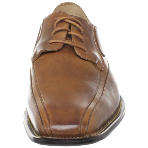 Stacy Adams Peyton Fahrrad Leder Slipper Cognac