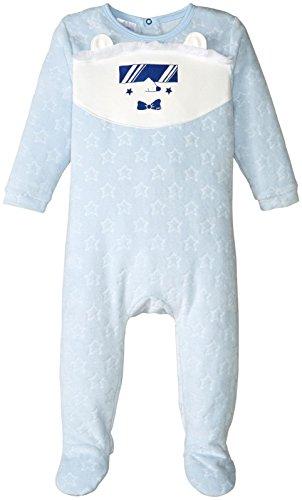 Little Marc Jacobs - Pyjama bleu - 1 Monat, Hellblau
