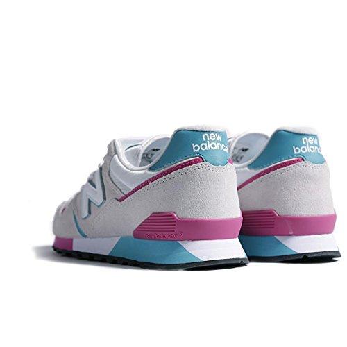 New balance chaussures de chaussures de sport unisexe u446SMWT gris Gris - Gris